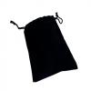 Velvet Black Puzzle Pouch