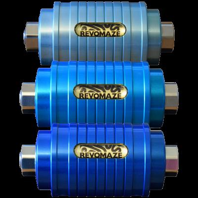 Revomaze Starter Set Plus, Blue, Aqua Turquoise, Beginner Puzzles
