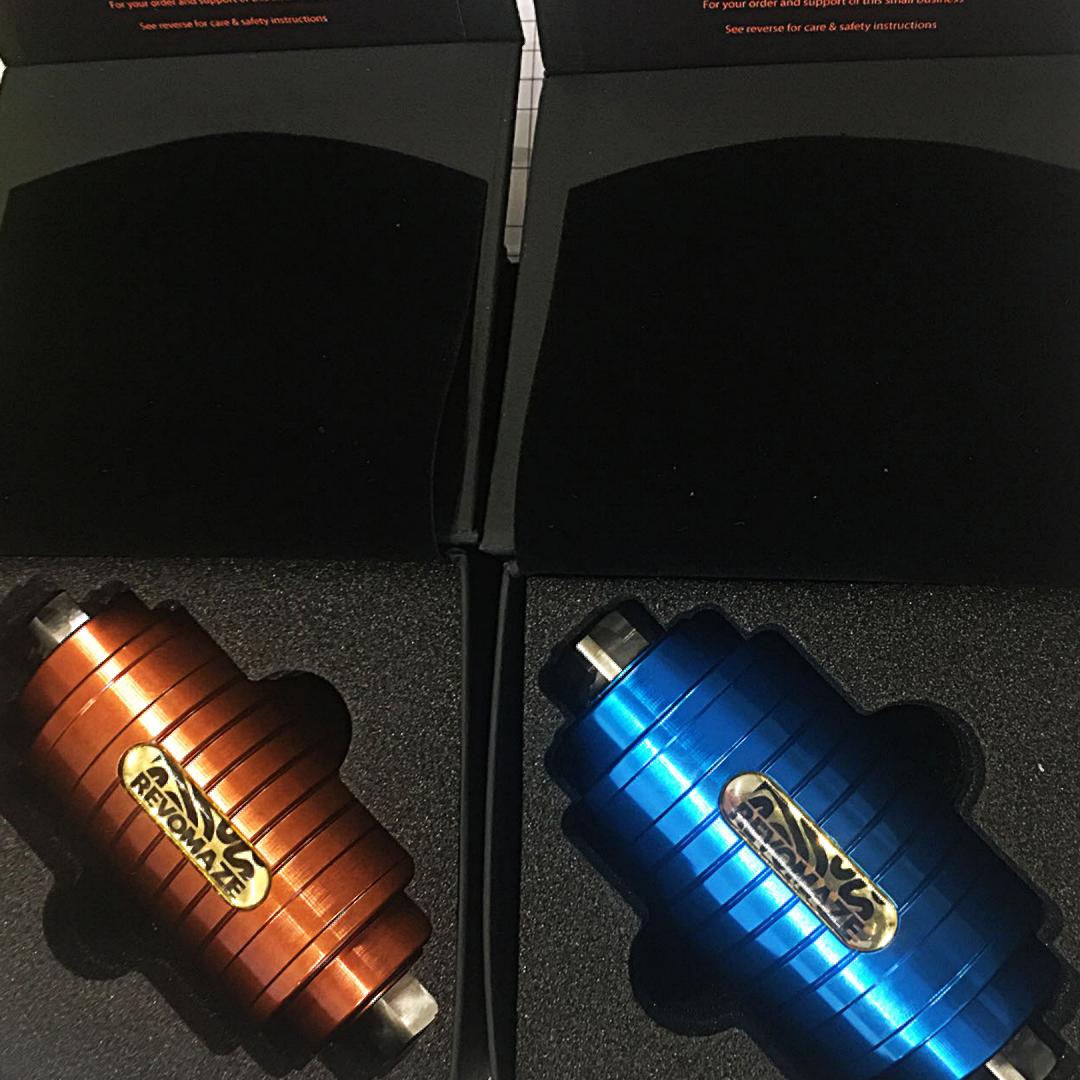 Blue V3 and Bronze V3